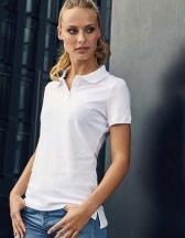 Women`s Single Jersey Polo