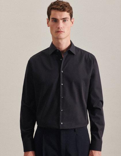 Men`s Shirt Slim Fit Longsleeve