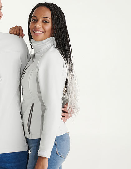 Antartida Woman Softshell Jacket